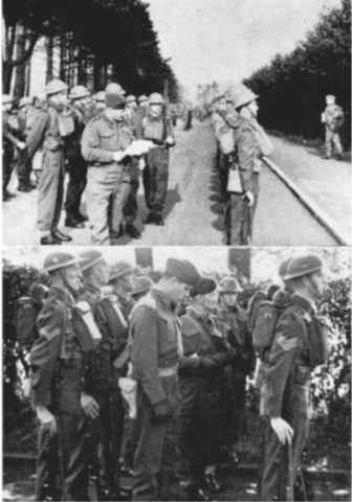 Platoon Competition - April 1941, Couldson